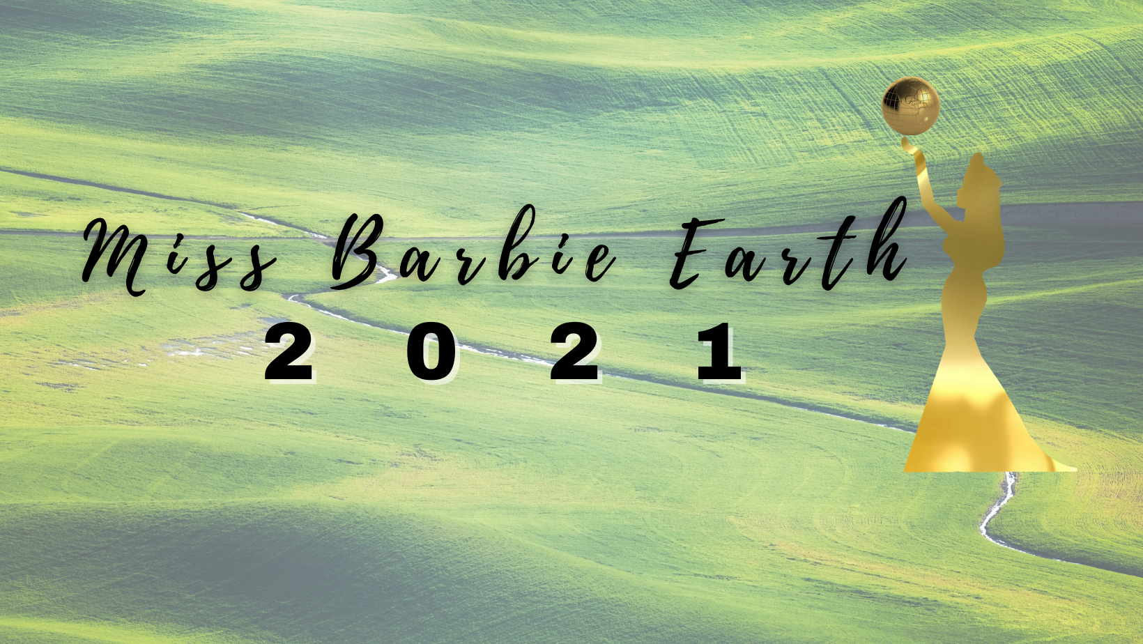 Miss barbie earth cover