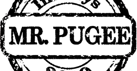 Mr pugee 2019 logo