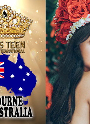 Australia teen miss melbourne