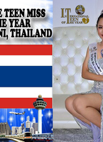 International pre teen miss udonthani  thailand