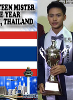 International pre teen mister chonburi  thailand