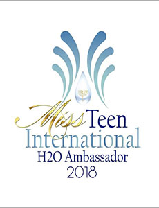 Ms Teen International H2O Ambassador 2018
